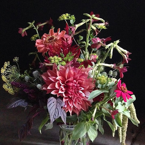 Summer Flower CSA Share • 8 weeks