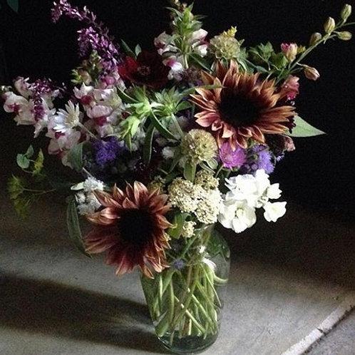 Summer Flower CSA Share • 9 weeks
