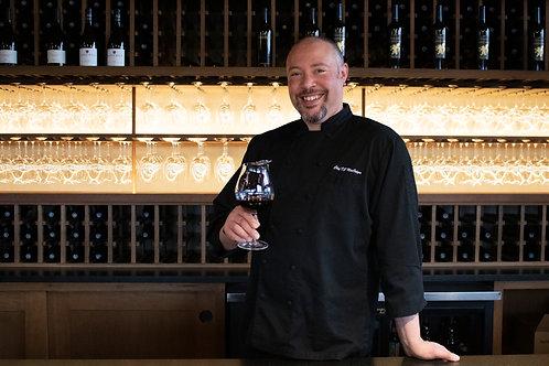 Chopping Block: Knife Skills Workshop with Chef DJ of Willamette Valley Vineyard