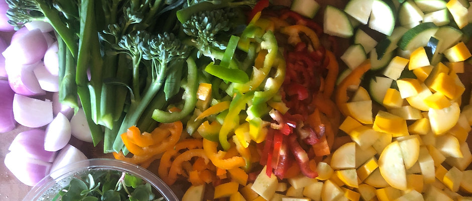 Fall Veggie CSA Share • 8 weeks