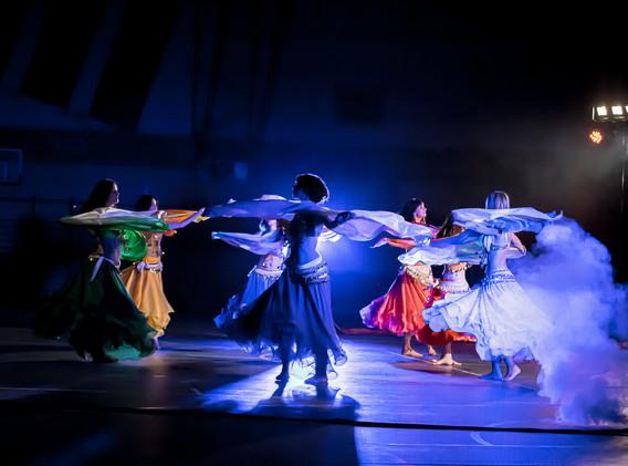 Scuola di Danza Orientale Azahar