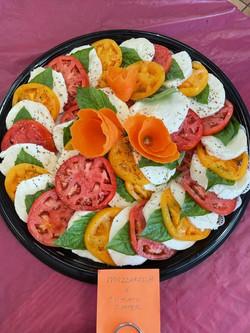 Mozzarella & Tomato Platter