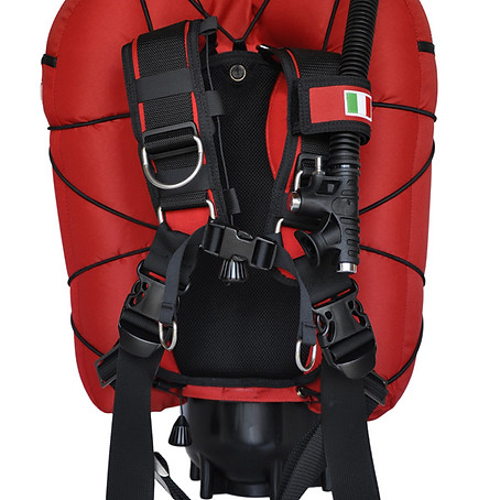 Fly Tech Bcd rosso