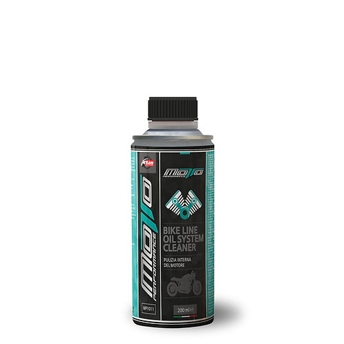 BIKE LINE OIL SYSTEM CLEANER - Pulizia interna del motore