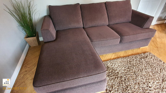 Sofa-Post Deep Clean
