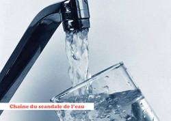 Chaîne du scandale de l'eau