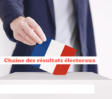 Châine des résultats électoraux