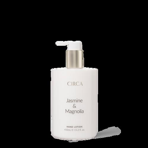 Circa Hand Lotion - Jasmine & Magnolia