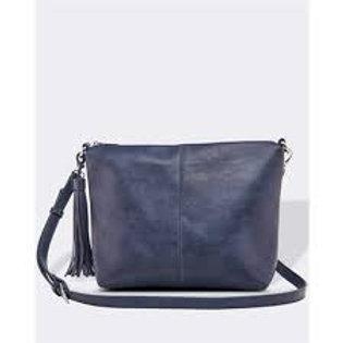 Daisy Crossbody Bag - Navy