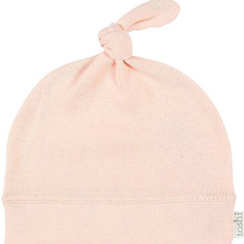 Toshi Dreamtime Organic Cotton Beanie - Blush