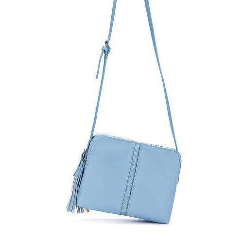 Pia Crossbody Bag - Blue