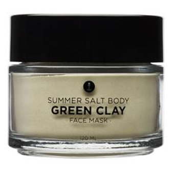Face Mask - Green Clay