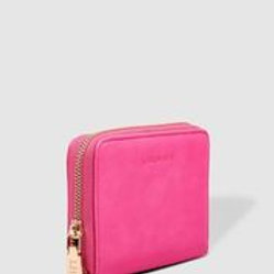 Eden Wallet - Hot Pink
