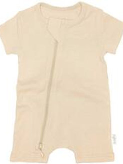 Toshi Onesie Short Sleeve - Almond