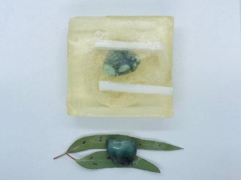 Crystal Soap - Emerald