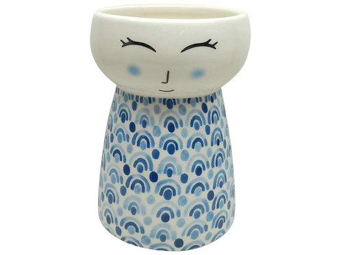 Doll Vase - Rainbow