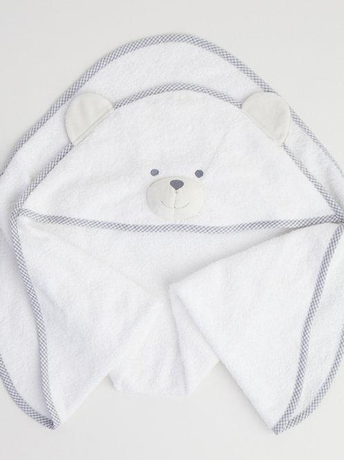 CLEARANCE Bear Hooded Towel