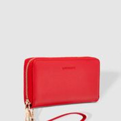 Jessica Wallet - Red