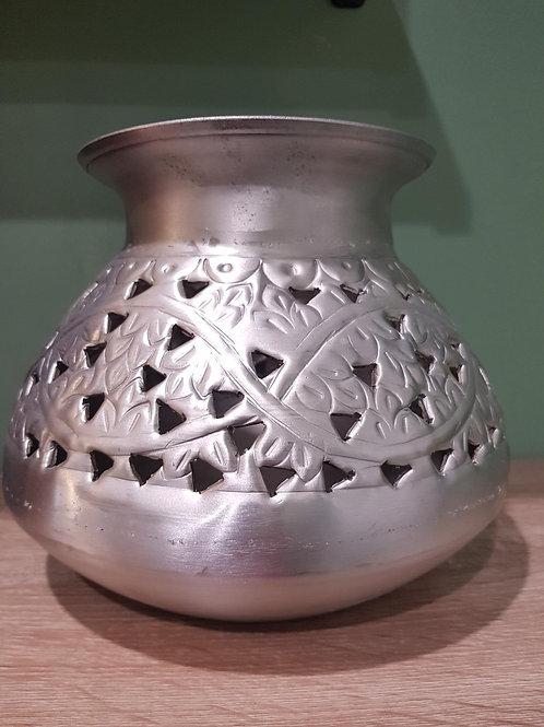 CLEARANCE Aluminium Vase