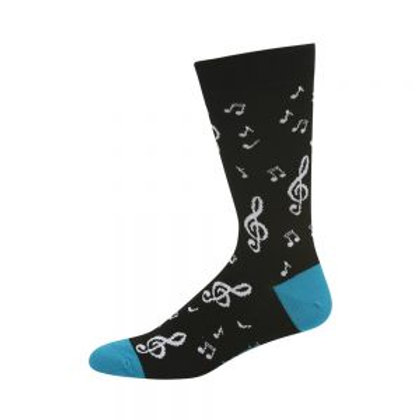 Mens Beethoven Bamboo Socks 7-11