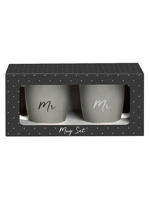 CLEARANCE Mug Sets - Mr & Mr