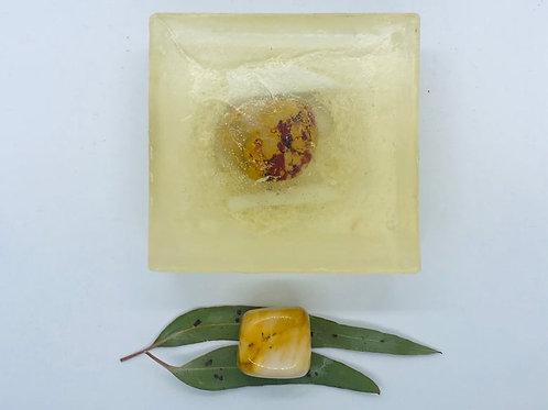 Crystal Soap - Mookaite