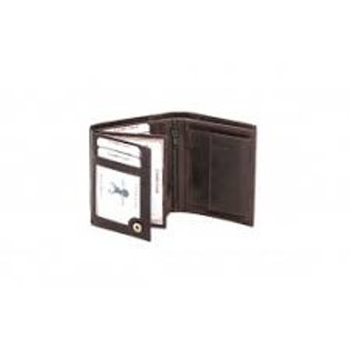 Ethan Mens Leather Wallet