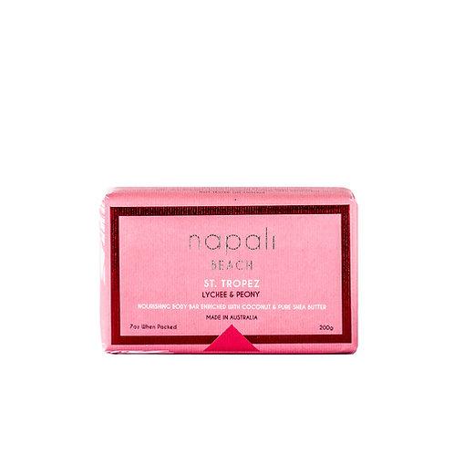 Napali Soap - St Tropez - Lychee and Peony