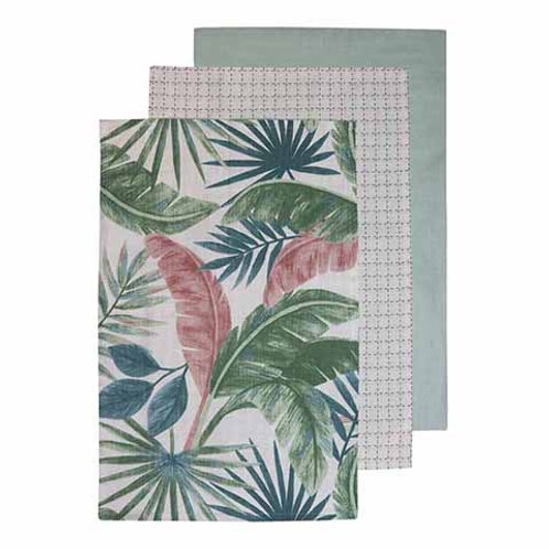 Tea Towel Pack Set 3 - Costa Rica