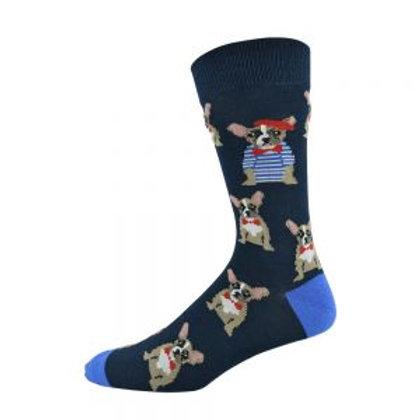 CLEARANCE Mens Frenchy Bamboo Socks 7-11