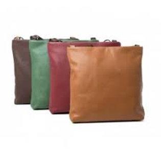 CLEARANCE Leather Sydney Bag - Tan