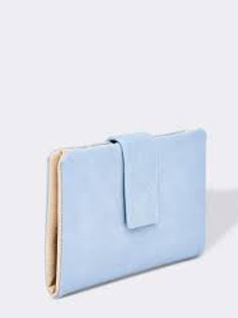 Bailey Wallet - Blue