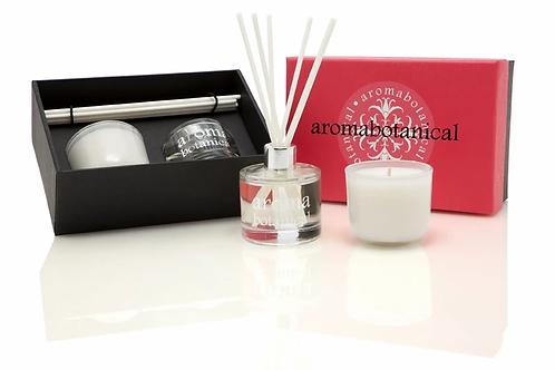 Aromabotanical Gift Set - Rose Gardenia & Bergamot Spice