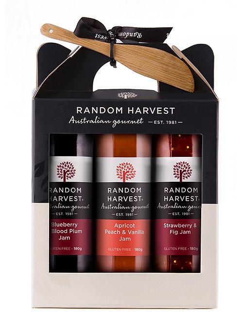 Random Harvest Jams Jams Jams Carry Case