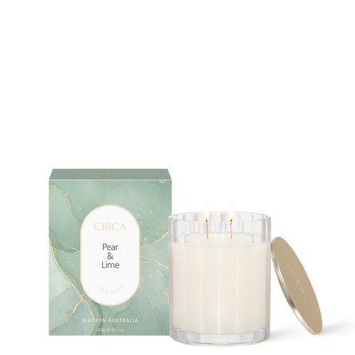Circa Candle 350g - Pear & Lime