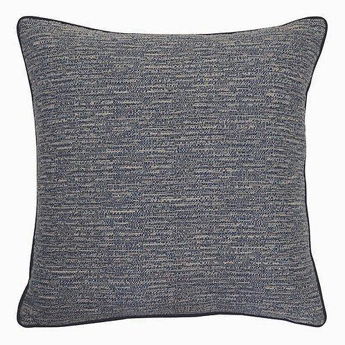 Chiswick Blue Melange Cushion