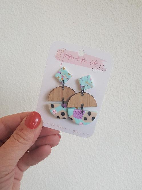 Lakey Earrings