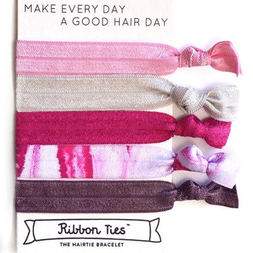 Ribbon Ties - Luna