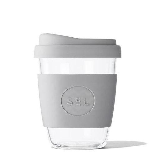 Sol Cup - 12oz - Cool Grey