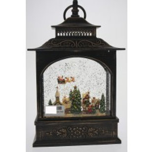 Christmas Lantern - Sleigh