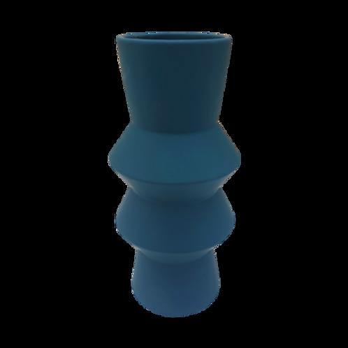 Zig Zag Vase - Green