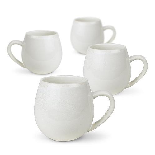 Robert Gordon Hug Me Mugs 4 Pk - White