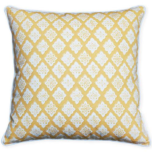 Laurent Yellow Cushion