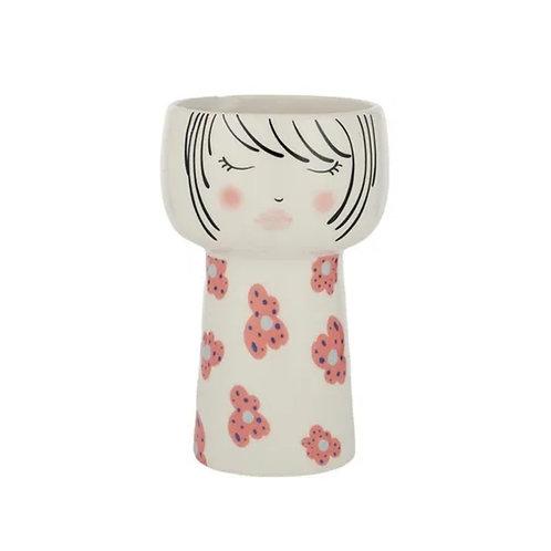 Lacey Ceramic Vase