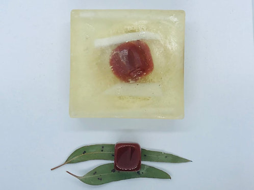 Crystal Soap - Carnelian