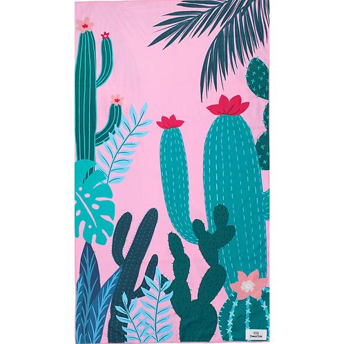 Large Sustainable Beach Towel - Bali Botanical