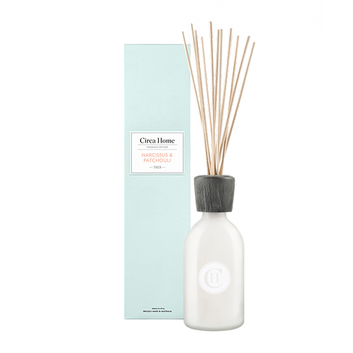 Circa Home Diffuser 250ml - Narcissus and Patchouli