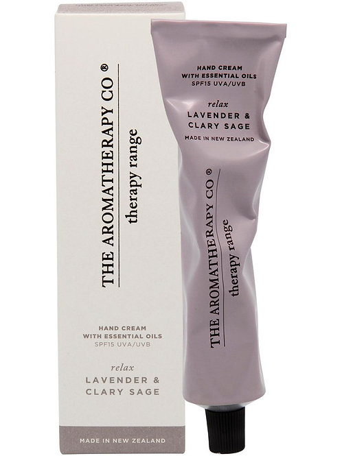Aromatherapy Co Hand Cream - Lavender & Clary Sage