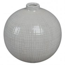 CLEARANCE Trellis Ball Vase