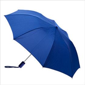 Large Foldable Umbrella - Cobalt